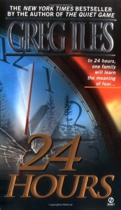 Book cover of 24 Hours (Trapped)