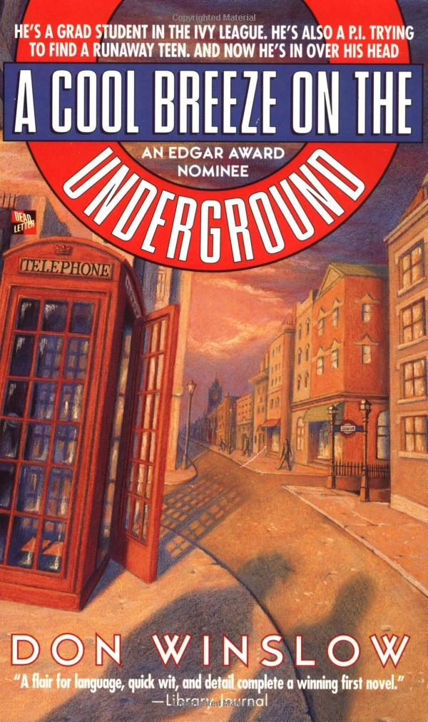 Book cover of A Cool Breeze on the Underground