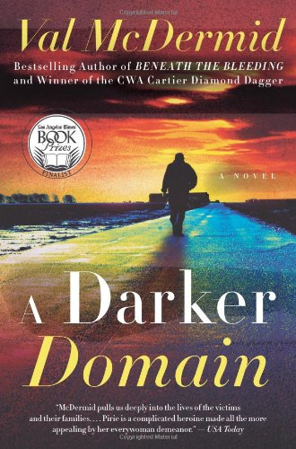 Book cover of A Darker Domain