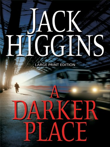 Book Cover of A Darker Place