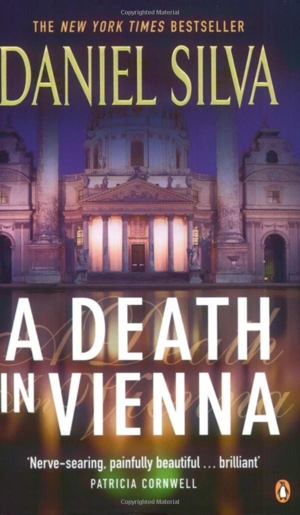 Book Cover of A Death in Vienna