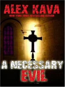 Book cover of A Necessary Evil