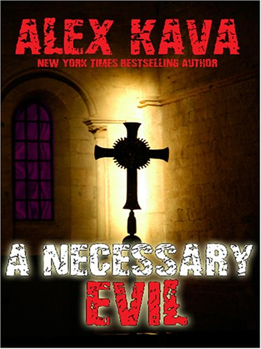 Book cover of A Necessary Evil