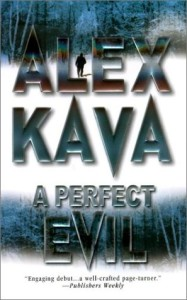 Book cover of A Perfect Evil