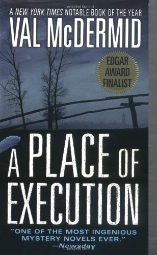 Book cover of A Place of Execution