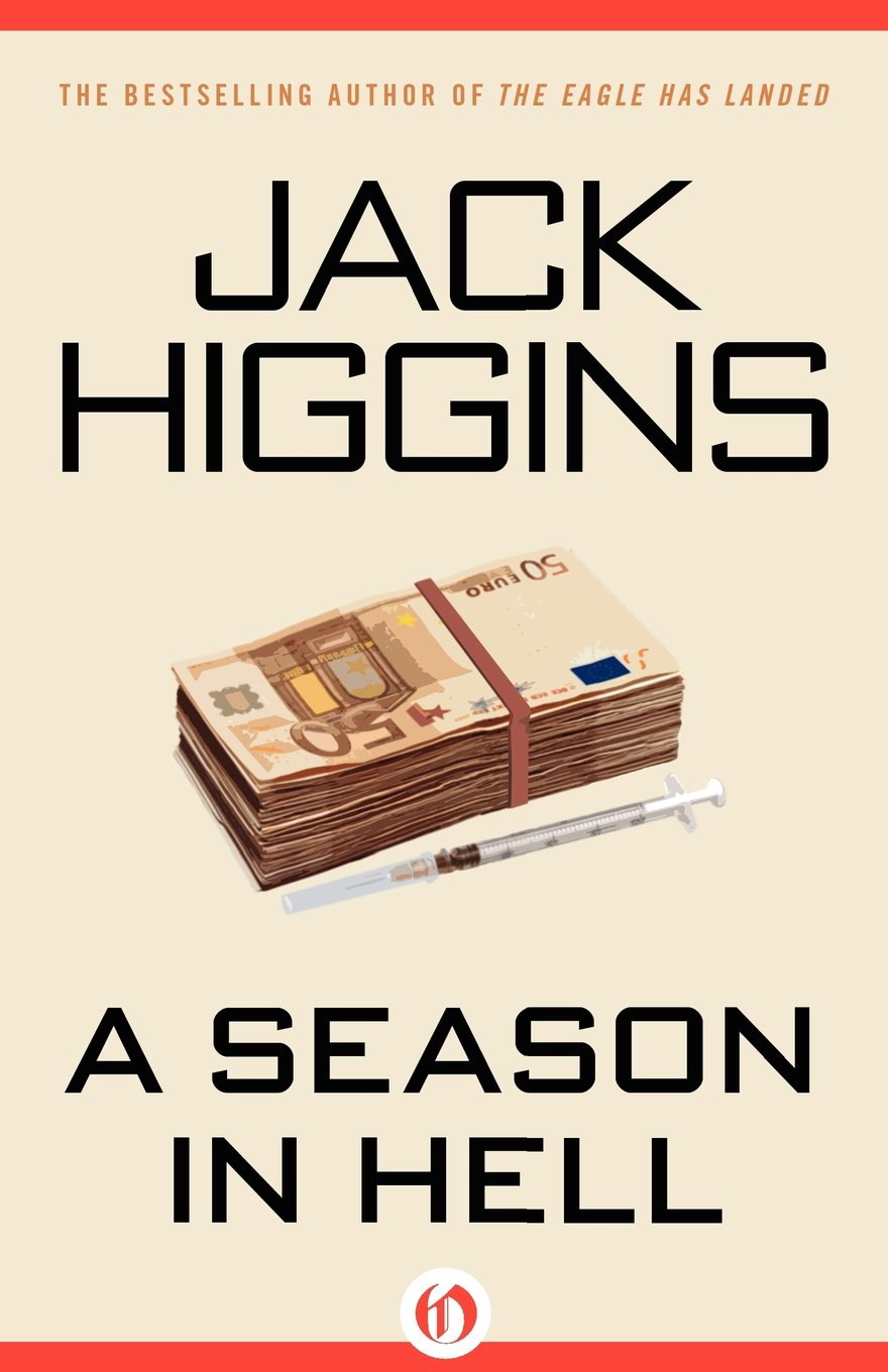Book cover of A Season in Hell