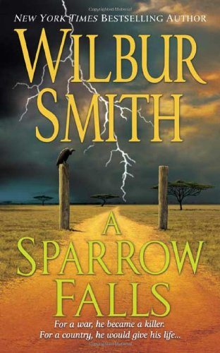 Book cover of A Sparrow Falls