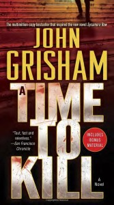 Book cover of A Time to Kill