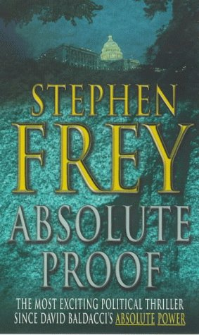 Book Cover of Absolute Proof (The Legacy)