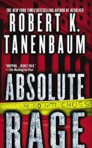 Book cover of Absolute Rage