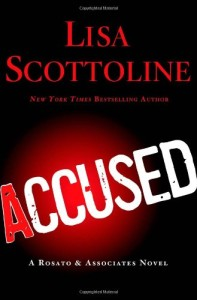 Book Cover of Accused