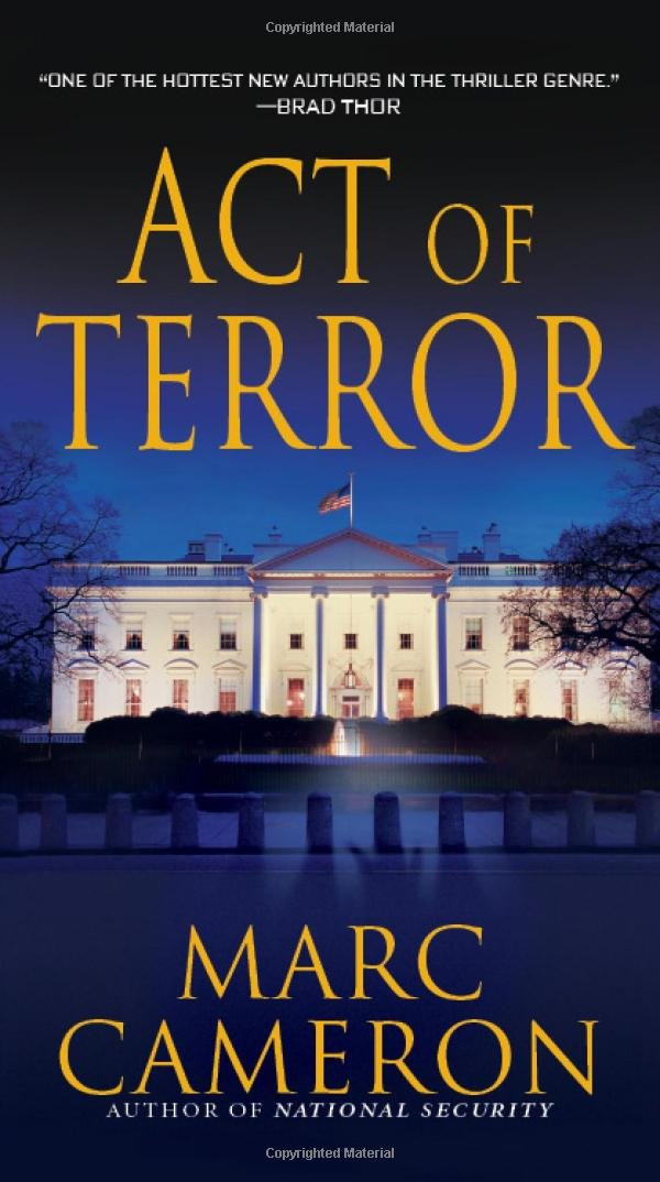Book cover of Act of Terror