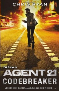 Book cover of Agent 21