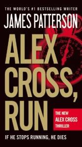 Book cover of Alex Cross Run