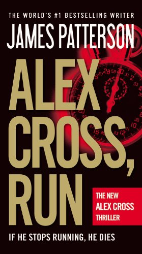 Book cover of Alex Cross Run