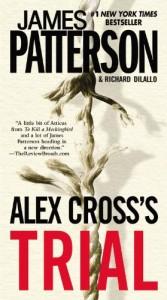 Book cover of Alex Cross's Trial