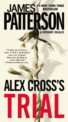Book cover of Alex Cross's Trial