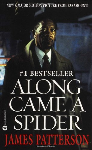 Book cover of Along Came a Spider