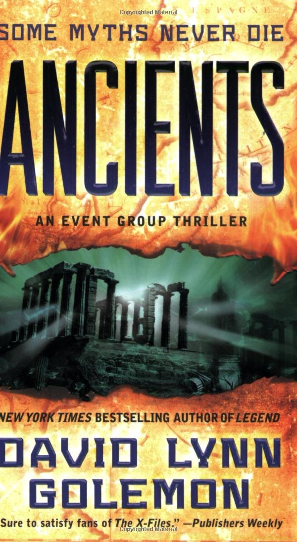 Book cover of Ancients