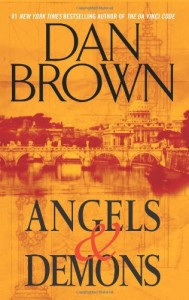 Book cover of Angels and Demons