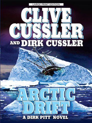 Book Cover of Arctic Drift