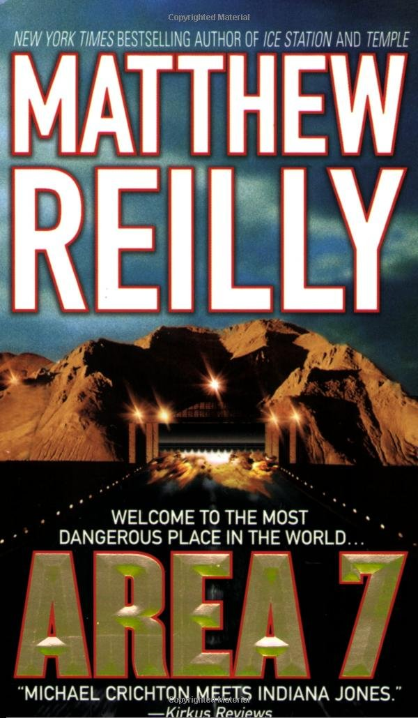 Ice Station Matthew Reilly Free Download
