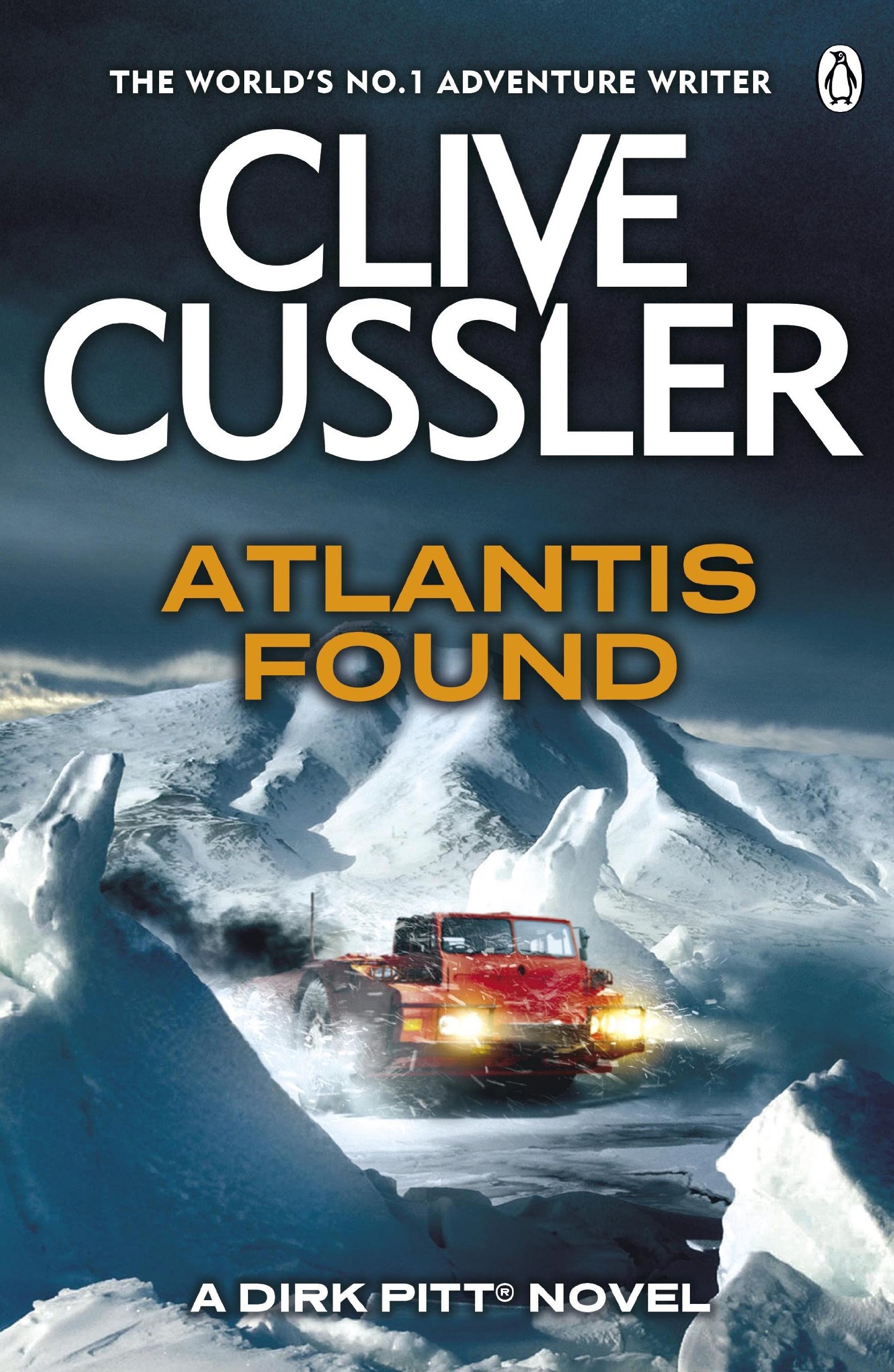 Book Cover of Atlantis Found