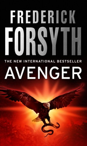 Book Cover of The Avenger