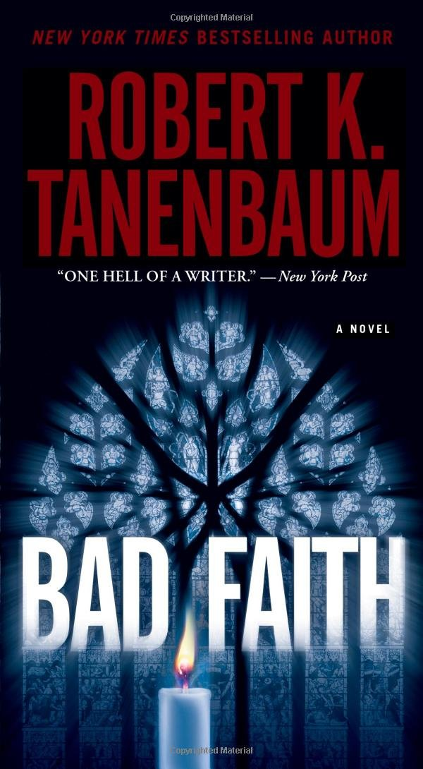 Book cover of Bad Faith