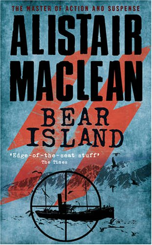 Book Cover of Bear Island