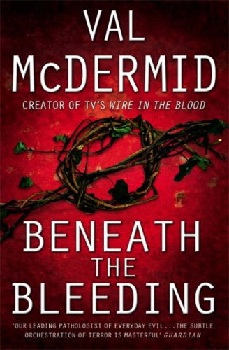 Book cover of Beneath the Bleeding