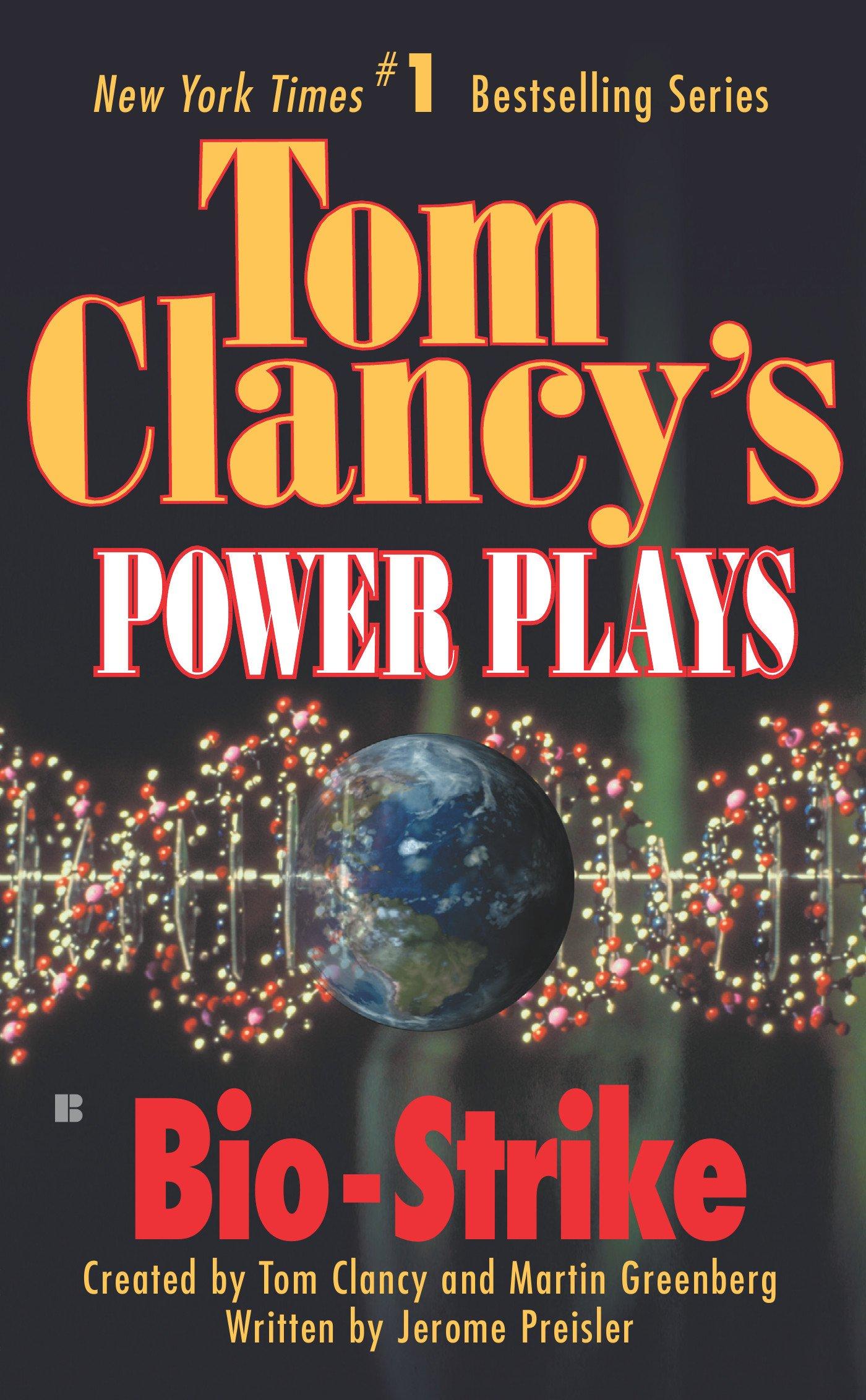 Book cover of Bio - Strike