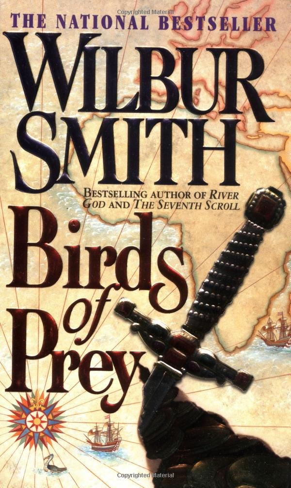 Book cover of Birds of Prey