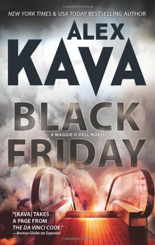 Book cover of Black Friday
