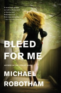 Book cover of Bleed for Me