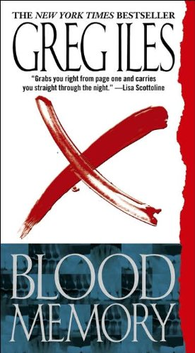 Book cover of Blood Memory