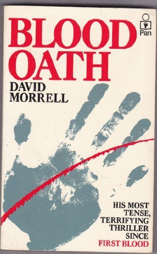 Book cover of Blood Oath