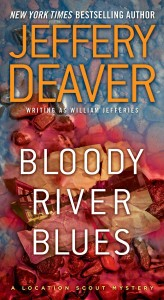Book cover of Bloody River Blues