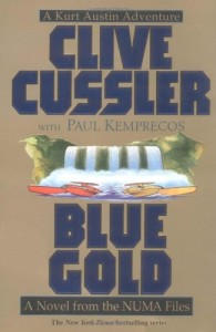 Book Cover of Blue Gold
