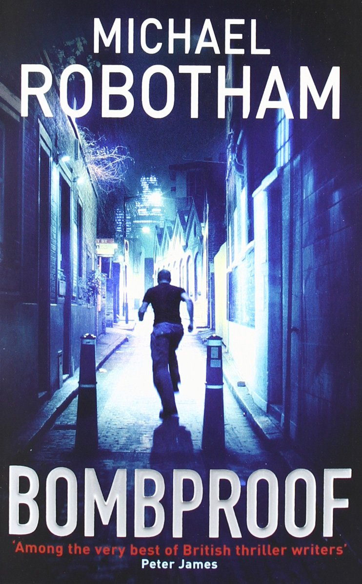 Book cover of Bombproof