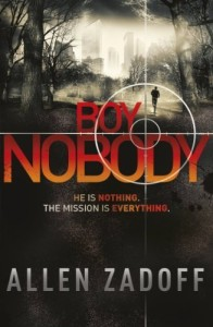 Book cover of Boy Nobody