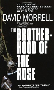 Book cover of Brotherhood of the Rose