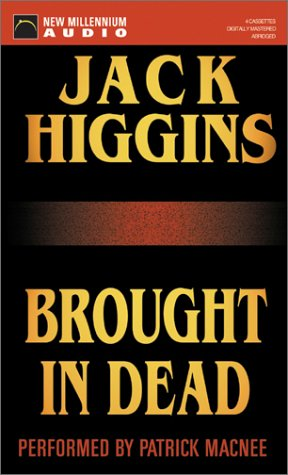 Book cover of Brought in Dead