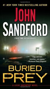 Book Cover of Buried Prey