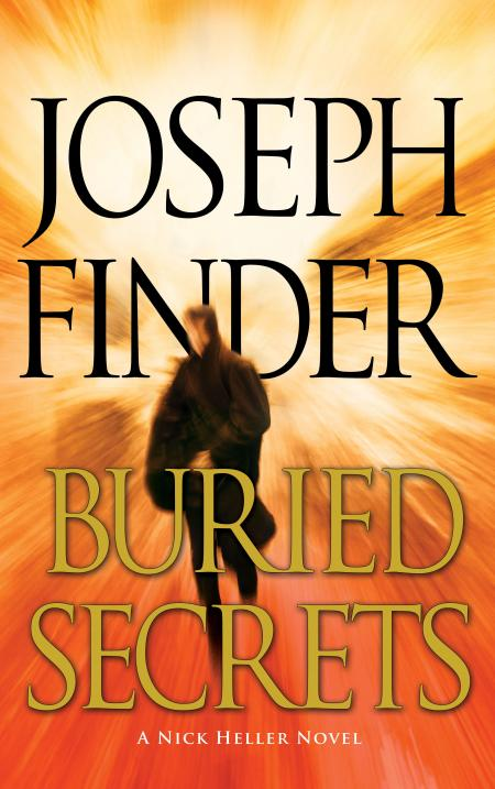 Book cover of Buried Secrets