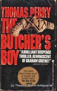 Book cover of Butcher's Boy