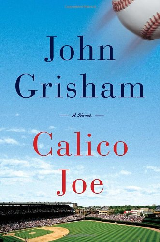 Book cover of Calico Joe