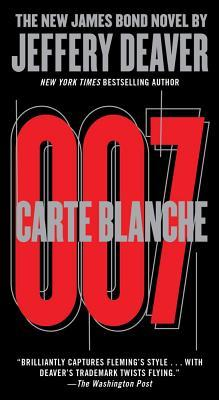 Book cover of Carte Blanche
