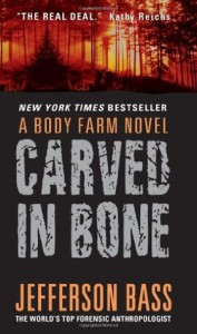 Book cover of Carved In Bone