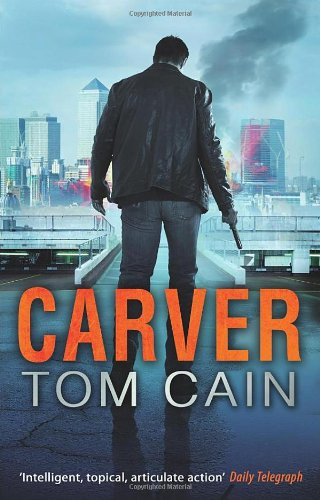 Book cover of Carver